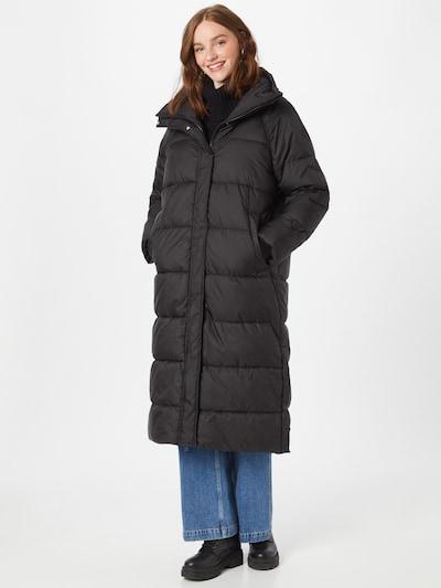 Marc O'Polo DENIM Winter Coat in Black, View model