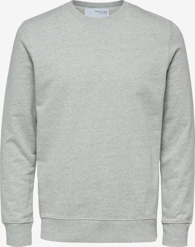 SELECTED HOMME Sweatshirt 'SLHJASON340' in graumeliert, Produktansicht