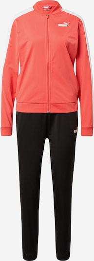PUMA Tracksuit in Coral / Black / White, Item view