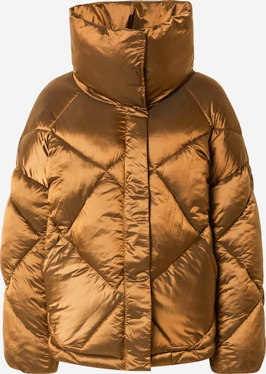 OOF WEAR Jacke in karamell, Produktansicht