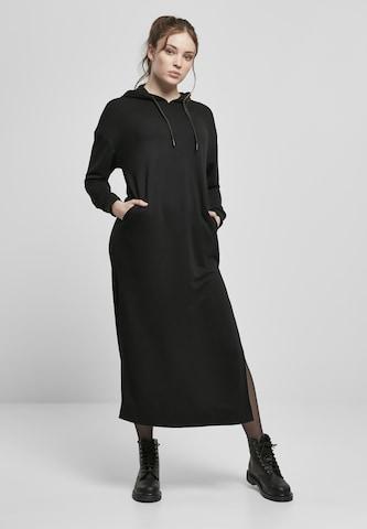 Urban Classics Kleid - Čierna