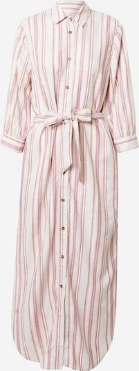 Rochie tip bluză 'DENANNA' b.young pe bej / maro închis / portocaliu caisă / rosé / alb, Vizualizare produs