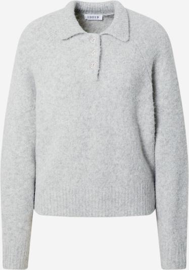 EDITED Jersey 'Clemence' en gris / gris moteado, Vista del producto