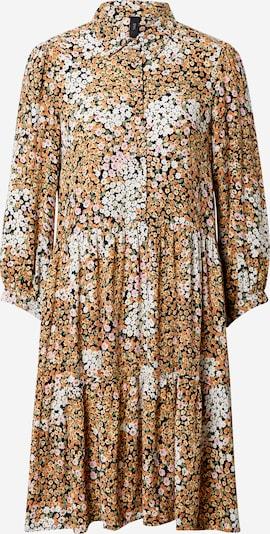 Y.A.S Kleid in braun / mischfarben, Produktansicht