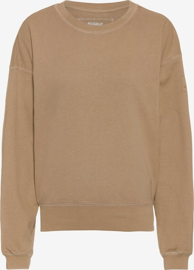 ECOALF Sweatshirt 'EARTH' in hellbraun, Produktansicht
