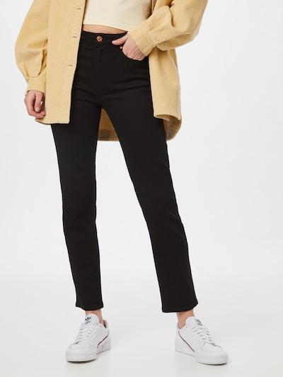 Jeans 'Rae' Blanche pe negru, Vizualizare model