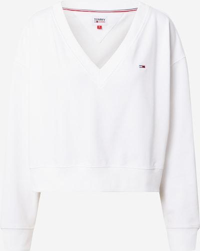 Tommy Jeans Sudadera en blanco, Vista del producto