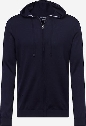 Geacă tricotată 'Daniele' JOOP! pe albastru închis, Vizualizare produs