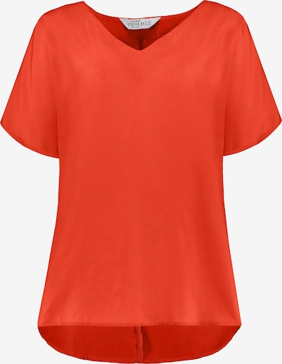 Studio Untold Blusenshirt in orange, Produktansicht