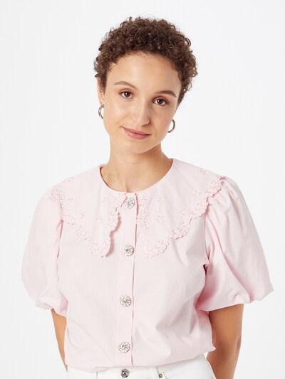 Love Copenhagen Bluse 'Pinka' in rosa, Modelansicht