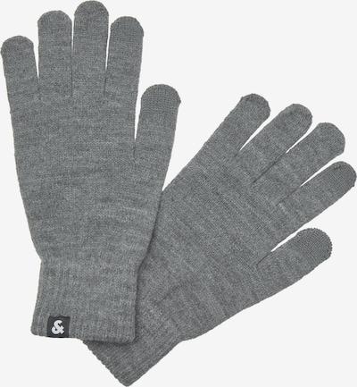 JACK & JONES Gants en gris foncé, Vue avec produit