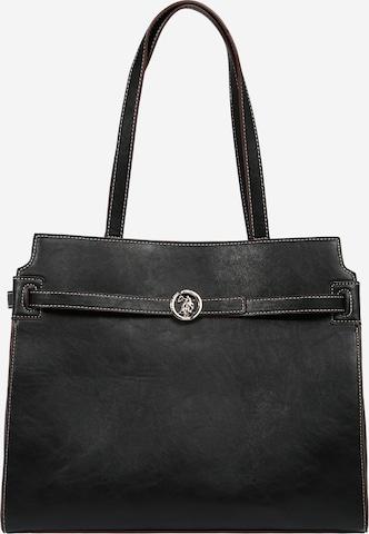U.S. POLO ASSN. Handbag 'Argentario' in Black