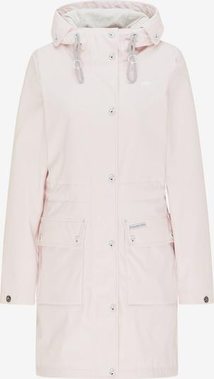 Schmuddelwedda Manteau mi-saison en rose pastel, Vue avec produit