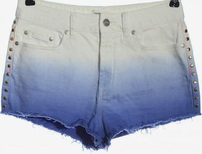 Victoria's Secret Jeansshorts in M in blau / weiß, Produktansicht