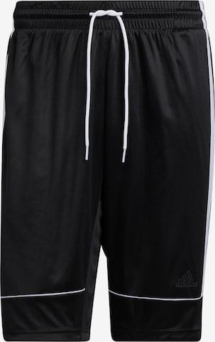 Pantalon de sport 'Creator 365' ADIDAS PERFORMANCE en noir