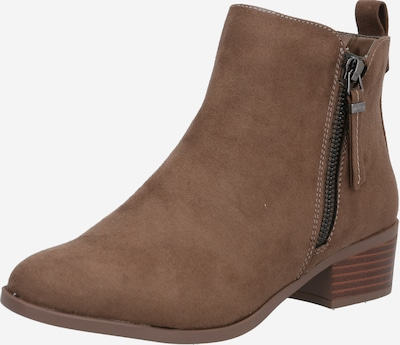Dorothy Perkins Chelsea Boots in hellbraun, Produktansicht