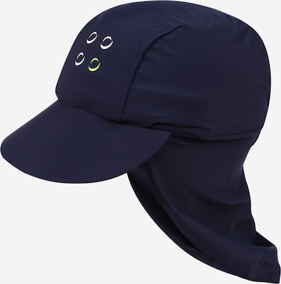 LEGO WEAR Hut 'ANVIK' in navy / kiwi / weiß, Produktansicht