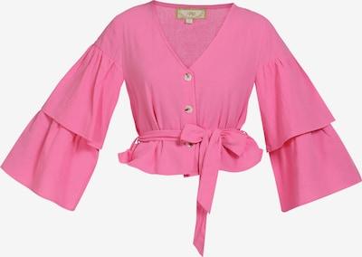 MYMO Bluse in pink, Produktansicht