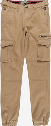 Pantaloni de la Petrol Industries pe verde