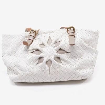 Bottega Veneta Handtasche in One Size in weiß, Produktansicht