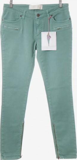 Custommade Skinny Jeans in 25-26 in türkis, Produktansicht