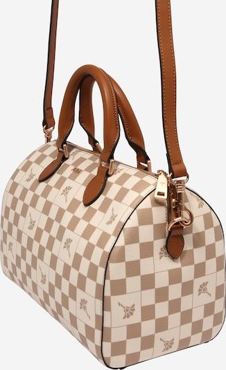 JOOP! Handtasche 'Cortina Piazza Aurora' in creme / karamell / puder, Produktansicht