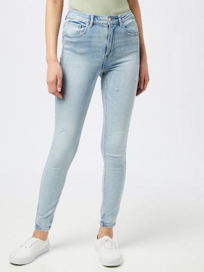 VERO MODA Jeans in de kleur Lichtblauw, Modelweergave