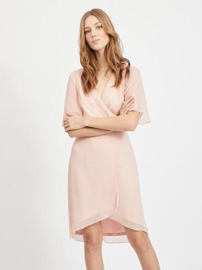 VILA Kleid 'Rilla' in rosé, Modelansicht
