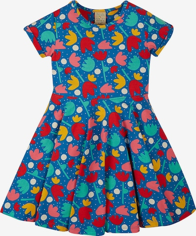 Frugi Kleid 'SPRING SKATER' in blau / mischfarben, Produktansicht