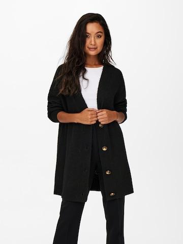 ONLY Knit Cardigan 'Gabi' in Black