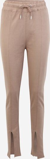 Missguided Tall Pantalon en beige, Vue avec produit