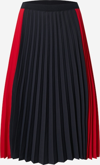 TOMMY HILFIGER Skirt in marine blue / Red, Item view