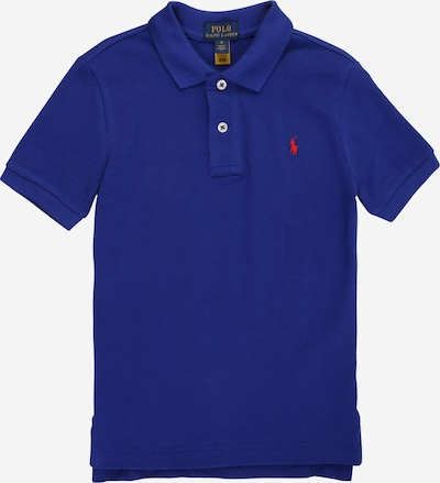 POLO RALPH LAUREN Shirt in royalblau, Produktansicht