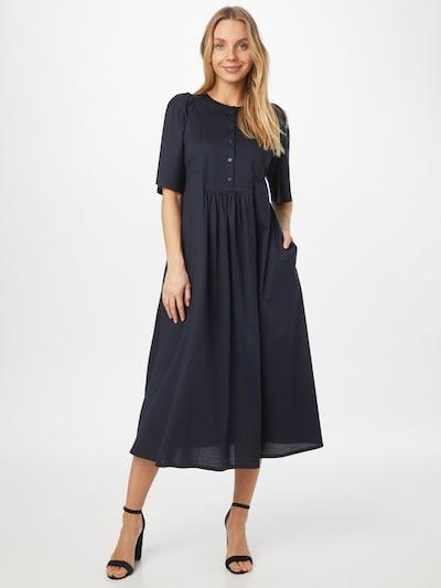 Weekend Max Mara Košilové šaty 'MERLOT' - námořnická modř, Model/ka