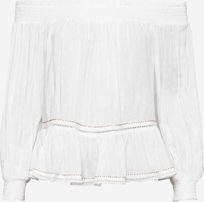 Superdry Haut 'Ameera' en blanc, Vue avec produit