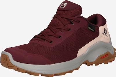 Pantofi sport SALOMON pe roz / roșu vin, Vizualizare produs