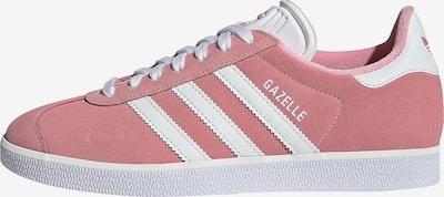 ADIDAS ORIGINALS Sneaker 'Gazelle' in altrosa / weiß, Produktansicht