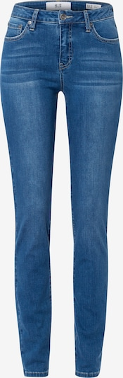 HIS JEANS H.I.S Slim-fit-Jeans »eco Denim« in blau, Produktansicht