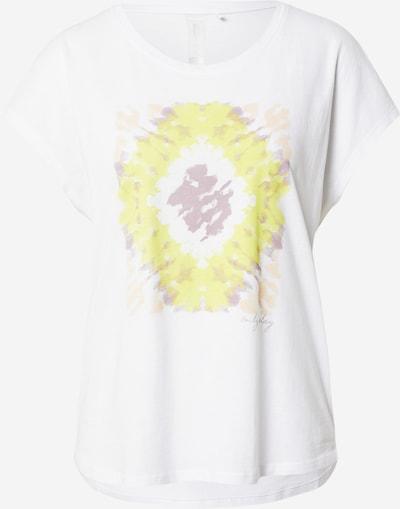 ONLY PLAY Funkcionalna majica 'MIMA' | rumena / lila / roza / bela barva, Prikaz izdelka