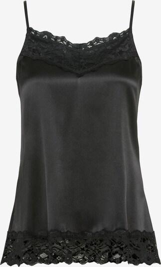 HALLHUBER Top in schwarz, Produktansicht