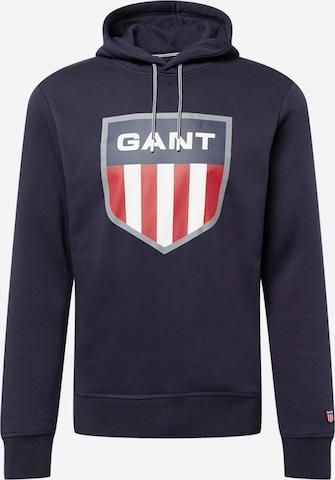 GANTSweater majica - plava boja