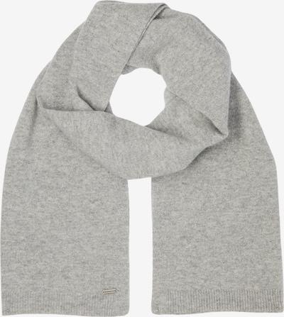 DreiMaster PREMIUM Schal in grau, Produktansicht