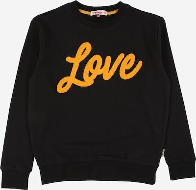 VINGINO Sweatshirt  'Novela' in gelb / schwarz, Produktansicht