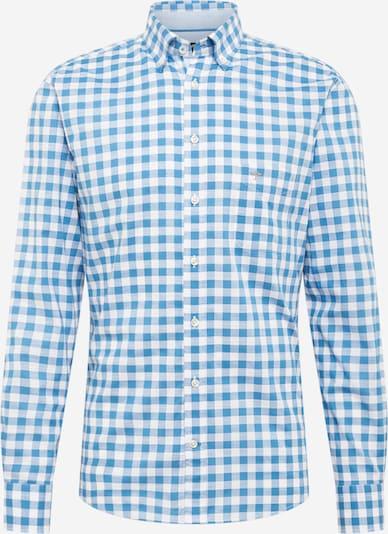 FYNCH-HATTON Shirt in Blue / White, Item view