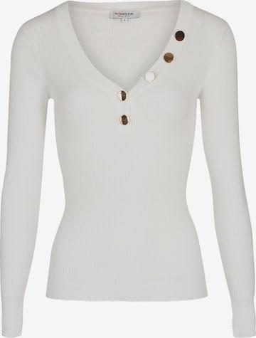 Morgan Pullover  'MBANBI' in Weiß
