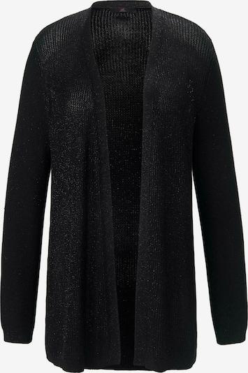 Emilia Lay Strickjacke in schwarz, Produktansicht