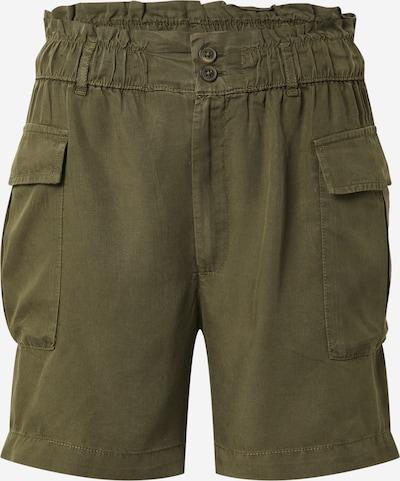 JDY Kargo hlače 'SILJA' | temno zelena barva, Prikaz izdelka