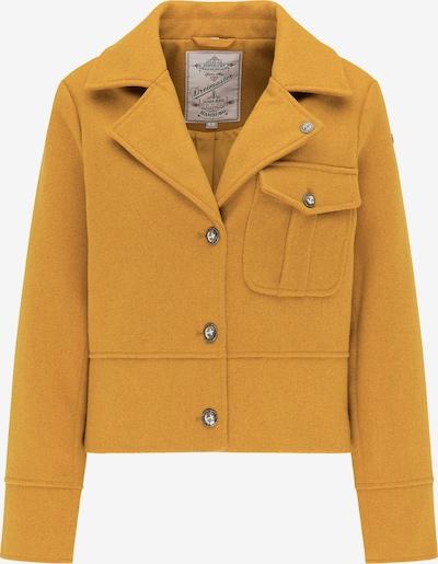 DreiMaster Vintage Blazer en jaune, Vue avec produit