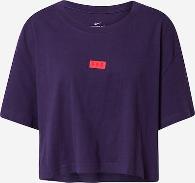 NIKE Funkčné tričko 'FFF' - tmavomodrá / červená, Produkt