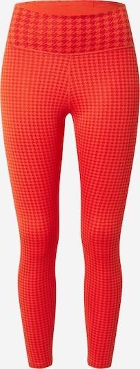 NIKE Spodnie sportowe w kolorze czerwony / pomarańczowo-czerwonym, Podgląd produktu